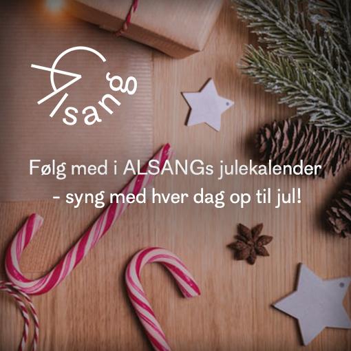 ALSANG Online julekalender